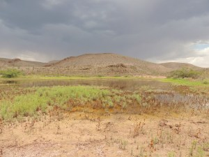 Ephemeral Lake taken by Soraya
