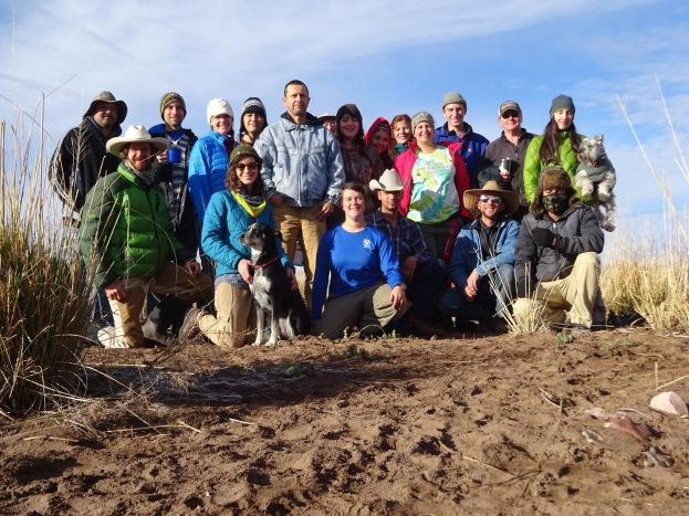 A Stellar Volunteer Group